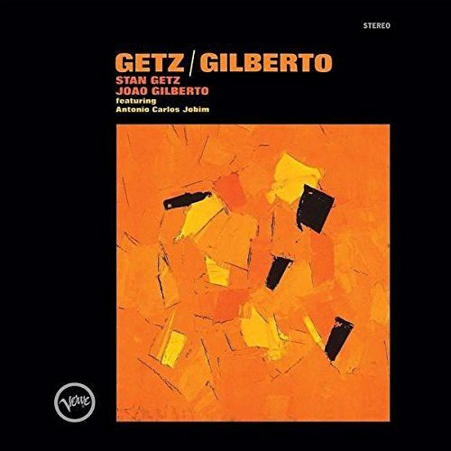 Stan Getz - Joao Gilbert  - Getz/Gilbert - Lp Importado  - Billbox Records