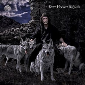 Steve Hackett - Wolflight Cd+br  - Billbox Records