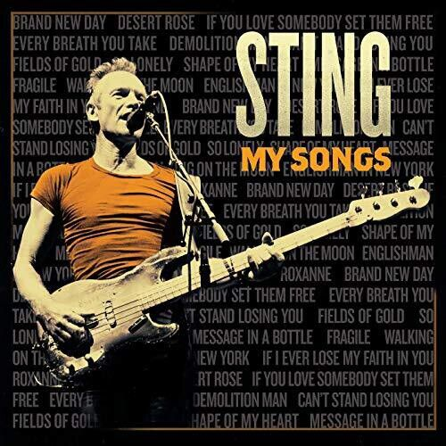 Sting - My Songs - 2 Lps Importados  - Billbox Records