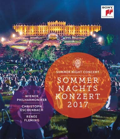 Summer Night Concert 2017 -  Sommernachtskonzert 2017 - Blu Ray Importado  - Billbox Records