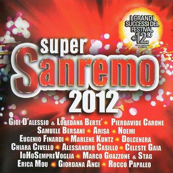 Super Sanremo 2012 - Cd Importado  - Billbox Records