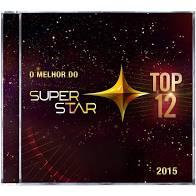 Super Star - O Melhor do Super Star - Top 12 - Cd Nacional  - Billbox Records