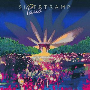 Supertramp - Paris Cd Duplo  - Billbox Records
