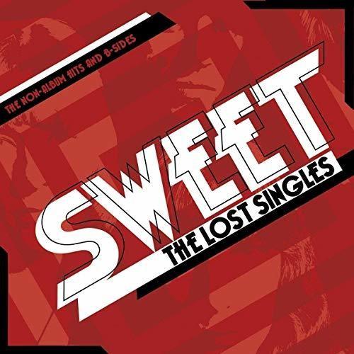 Sweet -  Lost Singles - CD IMPORTADO  - Billbox Records