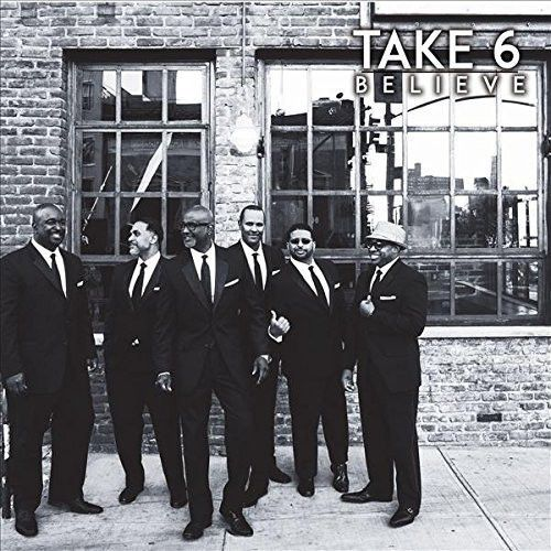 Take 6 - Believe - CD IMPORTADO  - Billbox Records