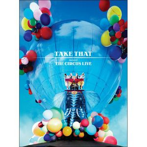 Take That - Circus Live  - Billbox Records
