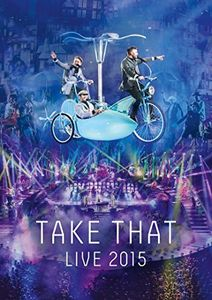 Take That/III-2015 - Dvd  - Billbox Records