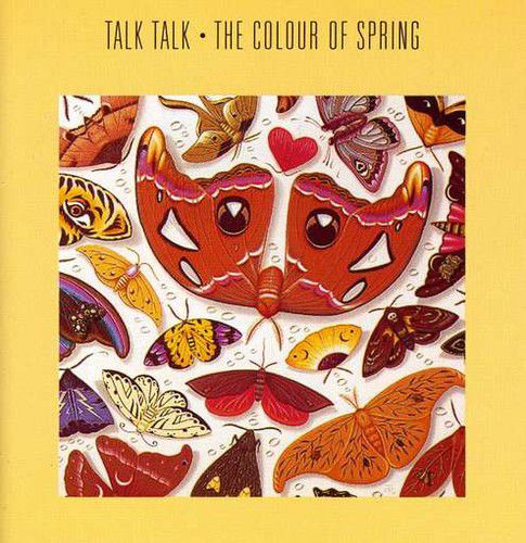 Talk Talk - Colour of Spring - Vinil 180 Gramas + DVD Audio - LP Importado  - Billbox Records