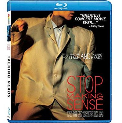 Talking Heads - Stop Making Sense - Blu ray Importado  - Billbox Records