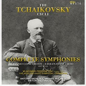 Tchaikovsky / Nenadovsky / Pletnev /Tretyakov / Tchaikovsky Cycle - Dvd Importado  - Billbox Records