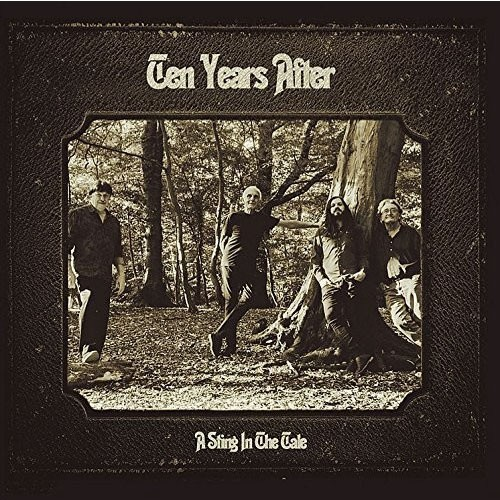 Ten Years After - Sting In The Tale - Cd Importado  - Billbox Records