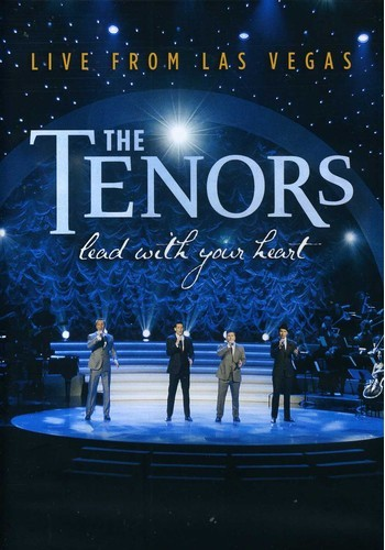 Tenors - Lead With Your Heart: Live From Las Vegas - Dvd Importado  - Billbox Records