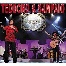 Teodoro e Sampaio Ao Vivo Convida - Cd Nacional  - Billbox Records