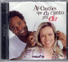 Thalles - As Canções Que Eu Canto Pra Ela - Cd Nacional  - Billbox Records