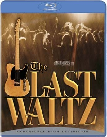 The Band - The Last Waltz - Blu Ray Importado - Billbox Records