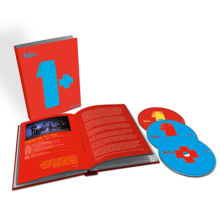 Beatles - 1 + - Deluxe Edition - Cd+dvd  - Billbox Records
