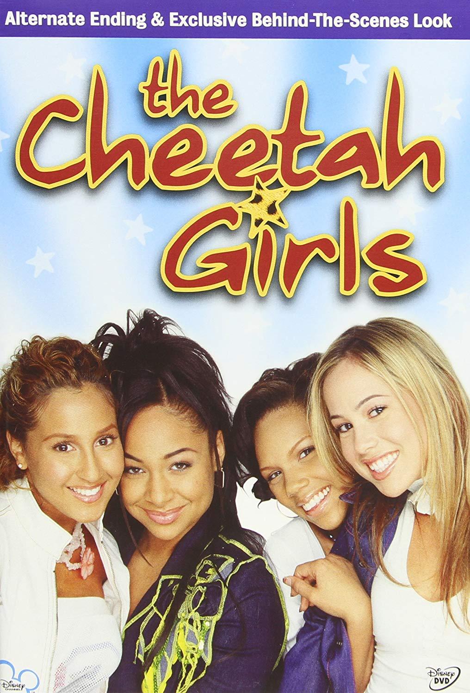 The Cheetah Girls - Dvd Importado  - Billbox Records