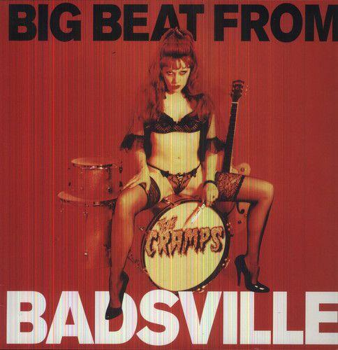 The Cramps - Big Beat from Badsville - Lp Importado  - Billbox Records