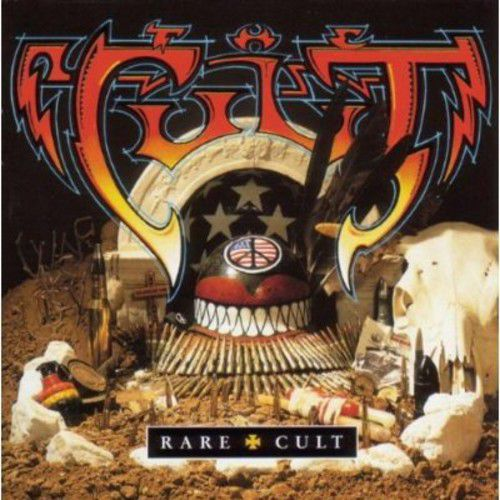 THE CULT - Best of Rare Cult - CD importado  - Billbox Records