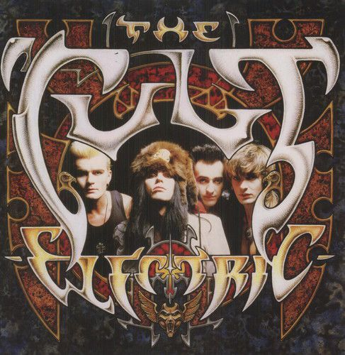 The Cult - Electric Peace Collector
