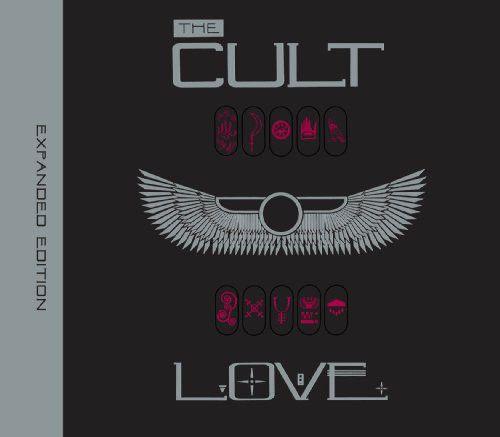 THE CULT - LOVE - CD IMPORTADO  - Billbox Records