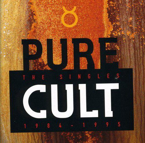 The Cult -  Pure Cult The Singles - CD IMPORTADO  - Billbox Records
