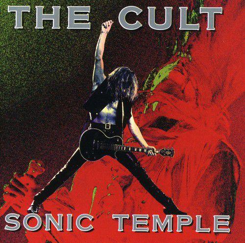The Cult - Sonic Temple - CD impportado  - Billbox Records