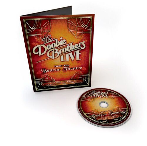 The Doobie Brothers Live From The Beacon Theatre - Blu ray Importado  - Billbox Records