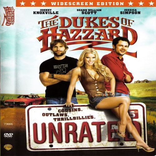 The Dukes of Hazzard (Widescreen, Unrated Version, Subtitled, Dolby, AC-3) Dvd Importado  - Billbox Records