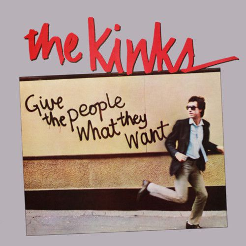 The Kinks Give The People What They Want - Lp Importado  - Billbox Records