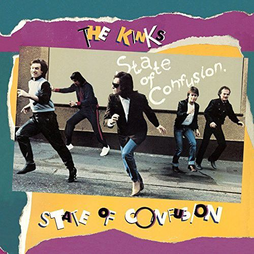 The Kinks - State Of Confusion - 180 Gram Vinyl, Limited Edition - Lp Importado  - Billbox Records