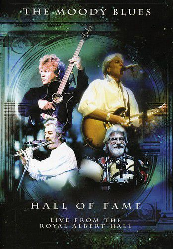 The Moody Blues - Hall Of Fame Live From The Royal Albert Hall - Dvd Importado  - Billbox Records