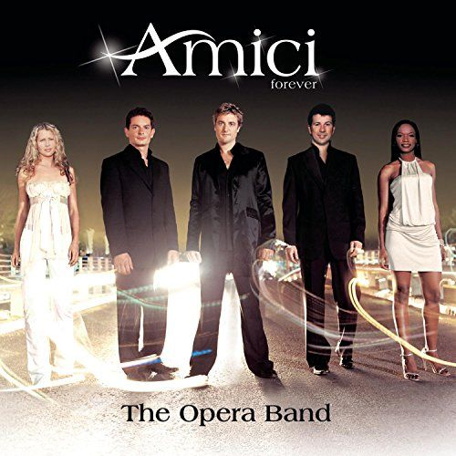 The Opera Band - Amici Forever - Cd Nacional  - Billbox Records