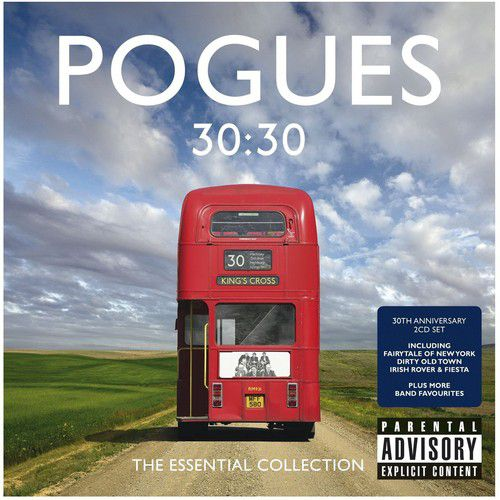 The Pogues - 30:30 the Anthology [Import]- 2 cds  - Billbox Records