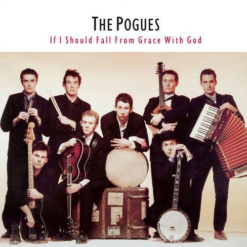 The Pogues - f I Should Fall from Grace with God  (Bonus Tracks, Remastered, Canada) - Cd Importado  - Billbox Records