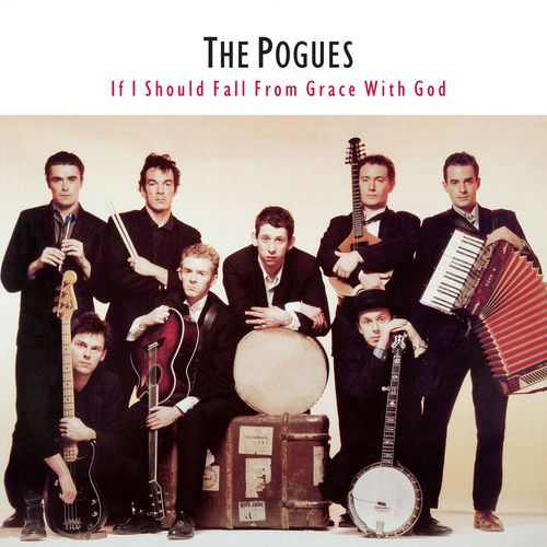 The Pogues - If I Should Fall from Grace with God (180 Gram Vinyl) - LP Importado  - Billbox Records