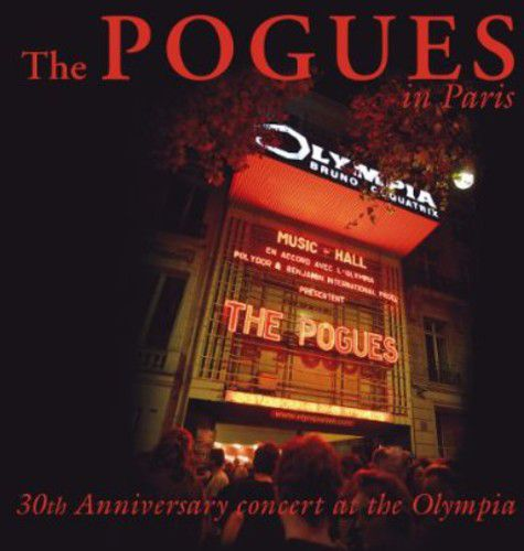 The Pogues in Paris: 30th Anniversary - 2 Cds Importados  - Billbox Records