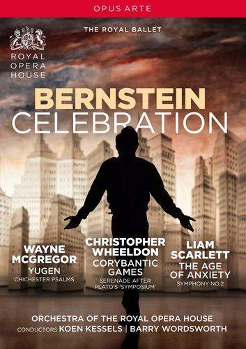 The Royal Ballet - Bernstein Celebration - Dvd Importado  - Billbox Records