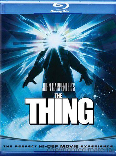 The Thing - Blu ray Importado  - Billbox Records