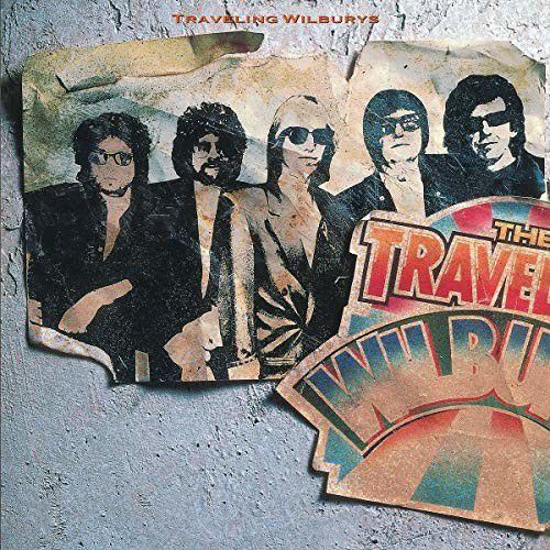 The Traveling Wilburys, Vol. 1 - Picture Disc Vinyl LP - LP Importado  - Billbox Records