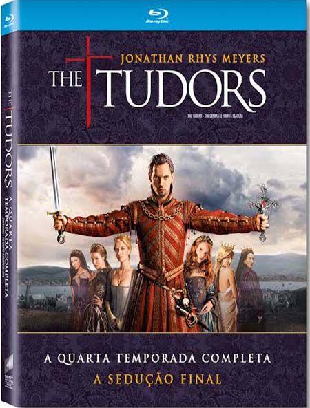 The Tudors - A Sedução Final - Quarta Temporada - Box Blu Ray Nacional  - Billbox Records