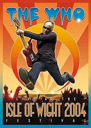 The Who Live at the Isle of Wight Festival 2004  - Blu Ray Importado  - Billbox Records