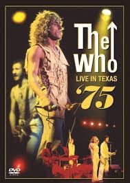 The Who - Live in Texas 75 - Dvd  - Billbox Records