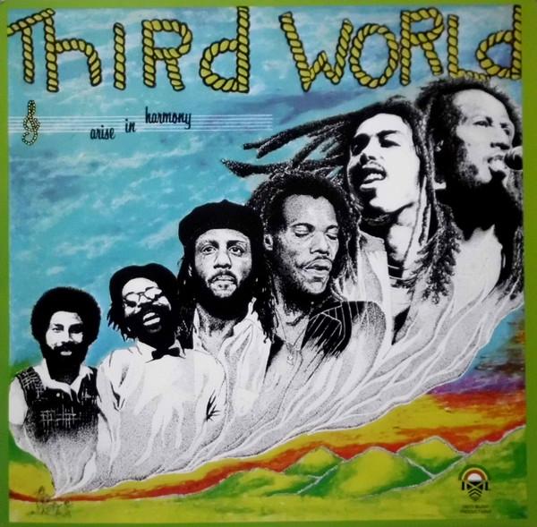 Third World - Arise in Harmony - Cd Importado  - Billbox Records