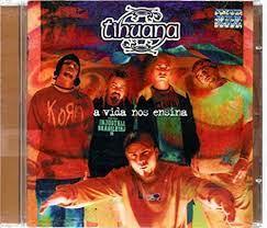 Tihuana - A Vida nos Ensina- Cd Nacional  - Billbox Records