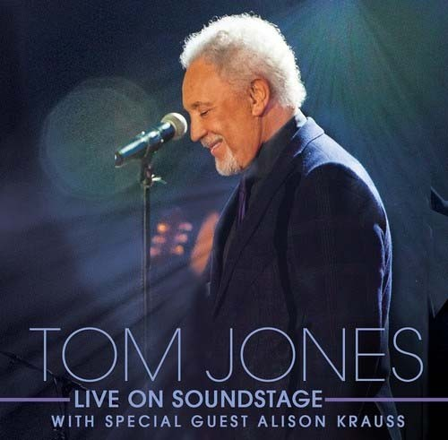 Tom Jones - Live On Soundstage - Blu ray Importado  - Billbox Records