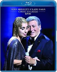 Tony Bennett & Lady Gaga - Cheek To Cheek Live! - Blu-Ray Importado  - Billbox Records