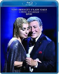 Tony Bennett & Lady Gaga - Cheek To Cheek Live! - Blu-Ray Importado  - Billbox Records