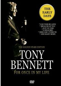 Tony Bennett - For Once In My Life  - Billbox Records