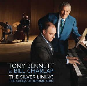 Tony Bennett & Bill Charlap- Silver Lining Cd  - Billbox Records
